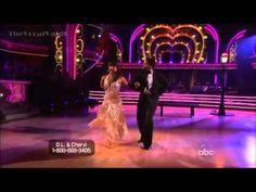 DL Hughley and Cheryl Burke - Foxtrot - Dancing with the Stars Season 16 - Week 4