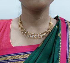 Buy Online Trendy Diamond Necklace