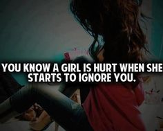 hurt by anyone....this is what happens. I just shut down.