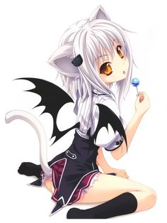 DxD: Koneko Devil Cat #succubus #demons #devil