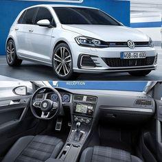 """Volkswagen Golf GTE 2017: começam as vendas na Europa Versão híbrida do hatch alemão já pode ser comprada na Europa. O carro passou por uma reestilização: novos para-choques dianteiros e traseiros e novos faróis com lâmpadas halógenas com nova assinatura das luzes diurnas de LED. Desde a versão de entrada conta com central multimídia com tela de 6.5"""". O GTE tem plug-in híbrido composto de um motor 1.4 TSI com 150 cv um eléttrico de 102 cv (75 kW) e transmissão automatizada de dupla embreagem…"""