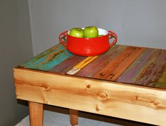 Coffee Table Reclaimed Wood FREE SHIPPING on Etsy, $349.00