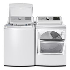 600 LG Electronics 5.0 cu. ft. Top Load Washer in White, ENERGY STAR home depot