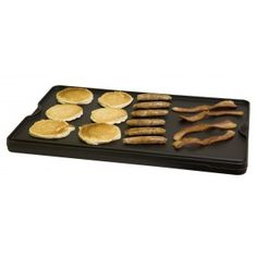 Camp Chef Reversible Cast Iron Grill & Griddle - 16  x 24