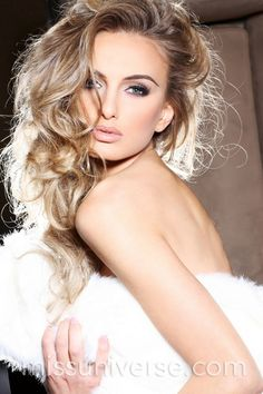 Miss Universe Pageant - 2012 Contestants