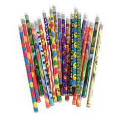 Assorted Colorful Kids Pencils (144 Pack) Rhode Island No... https://www.amazon.com/dp/B000WEAJU0/ref=cm_sw_r_pi_dp_U_x_DxkoAb9WXM2DJ