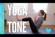 Yoga Tone W Adrienne
