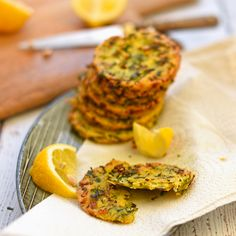 herb and spring onion (scallion) panelle, loosely based on a Sicilian street food classic Vegan Fast Food, Vegan Snacks, Wine Recipes, Real Food Recipes, Delicata Squash Recipe, Italian Street Food, Vegetarian Recipes Easy, Vegetarian Food, Delicious Recipes