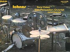 Tony Oxley - Ichnos    This album is legendary.    1. Crossing (Sextet)  2. Oryane (Percussion Solo)    Tony Oxley (percussion)  Barry Guy (bass)  Derek Bailey (guitar)  Kenny Wheeler (trumpet)  Paul Rutherford (trombone)  Evan Parker (soprano and tenor saxophone) released in 1971 Trombone, Saxophone, Free Jazz, World Music, Percussion, Classical Music, Vinyl Records, Drums, Musicals