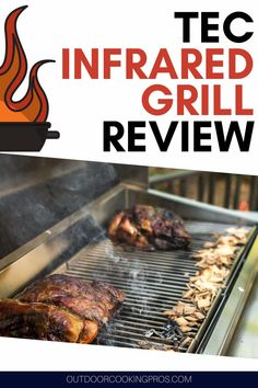 Read Outdoor Cooking Pros' Infrared TEC Grills Review to find out the best infrared grills. Find out the benefits and downside of infrared grills by TEC Grills. Infrared grills are the best outdoor grills for BBQ and steak lovers. These Infrared grills will give the best grilled texture and mouthwatering taste that you, your friends and your family will surely love. Hype up your outdoor experience with TEC infrared grills. Get your own infrared grill and accessories at… Infrared Grills, Best Outdoor Grills, Outdoor Countertop, Bbq Pro, Backyard Barbeque, Grill Area, Juicy Steak, Cooking On The Grill