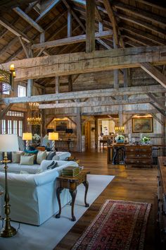 Clove Valley Barn - Heritage Restorations Blackberry, Craftsman, This Is Us, Hardwood, Restoration, Barn, House, Style, Artisan