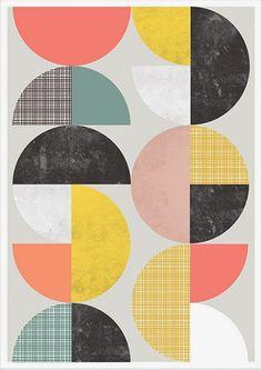 print & pattern blog - Esty Art Month : Handz