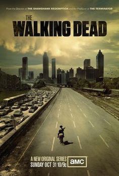 The Walking Dead - more zombies! American ones, this time.