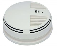 Side View Zone Shield Night Vision WiFi Smoke Detector Hidden Camera Live Viewing - Spyassociates