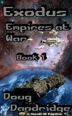 Exodus: Empires at War: Book 1 by Doug Dandridge -$4.99 - When the human race faces extermination at the hands of an expanding species the last survivors travel a thousand years to reestablish the race ten thousands light years away. It is now a thousand years after the birth of the New Terran Empire. The race has aggressively expanded during that time, with a fleet that has never lost a war against an alien species. But the signs are there, the old enemy is back...
