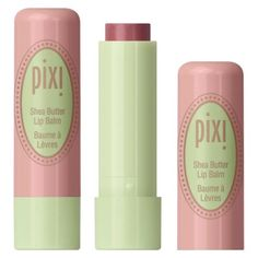 Pixi Shea Butter Lip Balm in Natural Rose