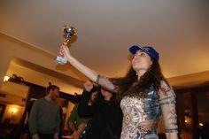 Premiazione: Number 3- Digital Fox  - Emanuela Abbondi. Auguri!
