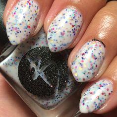 Oh my confetti- bliss polish