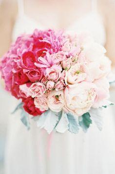 Ombre single bouquet
