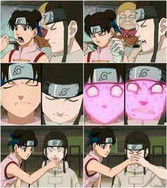 Neji x Tenten nejiten Naruto