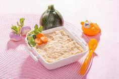 Coquillettes au jambon revisitées Bebe 1 An, Grains, Rice, Pudding, Kitchen, Desserts, Food, Ham, Pasta Shells