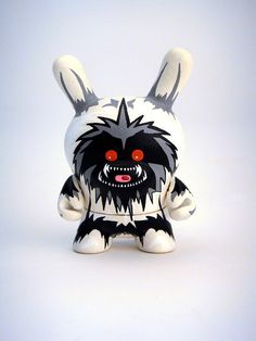 SpankyStokes.com | Vinyl Toys, Art, Culture, & Everything Inbetween: Nikejerk's Most Wanted Series 3 custom revealed! Possibly…