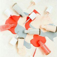 ¿Deseas los tonos más candentes de la temporada? ¡Compra conmigo la nueva línea de esmaltes de uñas #MaryKay! http://expi.co/0pxrO