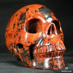 Mahogany Obsidian Types Of Crystals, Healing Crystals, Crystals And Gemstones, Sacral Chakra Healing, Crystal Skull, Rocks And Minerals, Fossils, Skulls, Carving