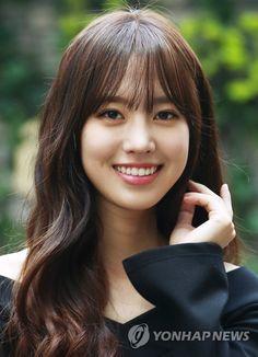 진세연 '건치 미녀의 아름다운 미소' | 연합뉴스