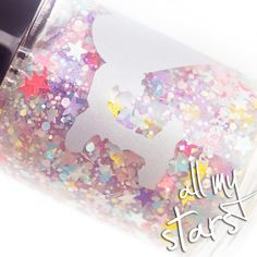 Rainbow Honey Cosmetics - All My Stars