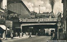 Bahnhof Friedrichstrasse, Berlin. (1930)