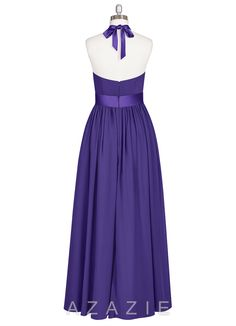 Shop Azazie Bridesmaid Dress - Aurora in Chiffon. Find the perfect made-to-order bridesmaid dresses for your bridal party in your favorite color, style and fabric at Azazie.