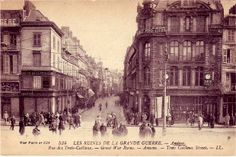 Amiens Carte Postale Ancienne Vieilles Cartes Postales Palmyre Cailloux