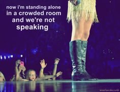 Taylor Swift Speak Now World Tour- Song 3: The Story of Us