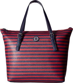 Tommy Hilfiger Women's Willow II Tote Navy/Red Handbag To... https://www.amazon.com/dp/B01KQ04L9Y/ref=cm_sw_r_pi_dp_x_I5E7ybH0C411X