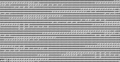 Se alienígenas tentarem contatar a Terra usando mensagens binárias criptografadas, nós humanos compreenderíamos as mensagens?