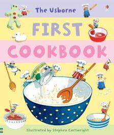 Usborne - First Cookbook