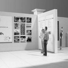 #museum #design #art #Islamic #Concept #Exhibition #UAE #creative  museum and exhibition design companies website information