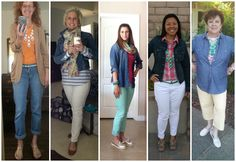 Spring style inspiration from real women!  http://getyourprettyon.com/feel-good-friday/