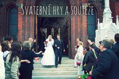 Svatební hry a soutěže - zabavte svatebčany na své svatbě zajímavými hrami a úkoly. Přinásíme tipy na originální hry a soutěže pro všechny věkové kategorie.