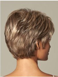 "Synthetic Wigs, 8"" Short Wavy Great Synthetic Wigs"