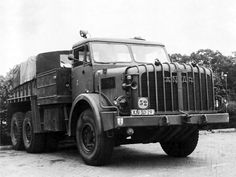 Thornycroft Mighty Antar '1949–50