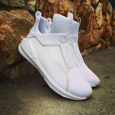 "Puma Fierce Bright ""White"" Size Wmns - Price: 99 (Spain Envíos Gratis a Partir…"