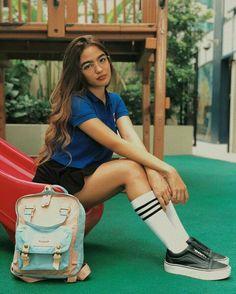 Filipina Actress, Girl Hijab, Cute Girl Photo, Aesthetic Girl, Cute Girls, Asian Girl, Girly, Celebs, Photoshoot