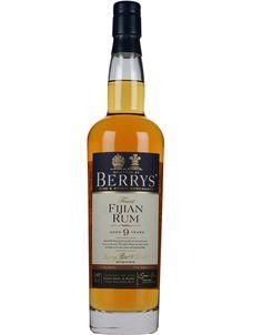 Berry's Own Finest Fijian Rum 2001 0,7L 46% - Fijian