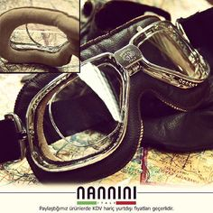 """""""İtalyan NANNINI Goggles TT Custom Showroomlarda ve ttcustomshop.net'te! 119 € (0216) 541 91 90 - (0242) 349 28 30 (0535) 882 82 82 - (0536) 245 45 45  Italian NANNINI Goggles available in our showrooms and on our website ttcustomshop.net! 119 €  #nannini #vintage #safe #special #accessories #goggle #goggles #good #design #trend #TagsForLikes #photooftheday #instabike #instagood #instamoto #motorbike #motorcycle #bike #ride #race #road #rideout #rock #life #lifestyle #freeway #fashion"""