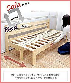 Folding Furniture, Diy Pallet Furniture, Space Saving Furniture, Bedroom Furniture, Home Furniture, Furniture Design, Furniture Layout, Folding Sofa Bed, Furniture Ideas