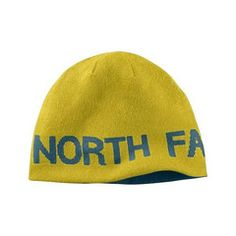 938fe8eee4458 The North Face Banner Reversible Men s Olive Yellow Winter Everyday Beanie  Hat - See more