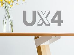 The UX4: An Incredibly Versatile DIY Furniture Kit project video thumbnail