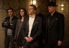 Lizzy Caplan, Woody Harrelson, Dave Franco, Jesse Eisenberg, Die Unfassbaren 2
